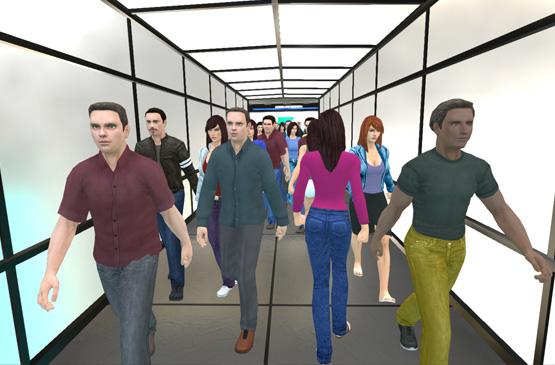 foule agoraphobie realite virtuelle 6