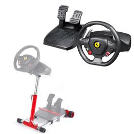 Thrustmaster_Ferrari_458_Italia_et_Wheel_Stand_Pro_v2_for_Thrustmaster