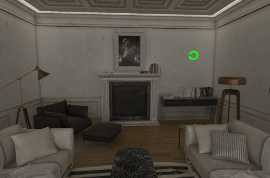optotype vert réeducation fonctionnelle acuité visuelle dynamique chambre